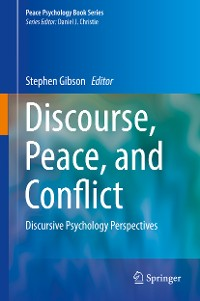 Cover Discourse, Peace, and Conflict