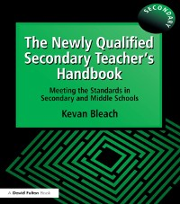 Cover Newly Qualified Secondary Teacher's Handbook