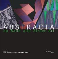 Cover Abstracta. Da Balla alla Street Art