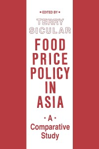 Cover Food Price Policy in Asia