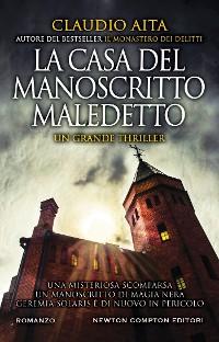 Cover La casa del manoscritto maledetto