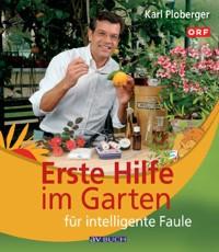 Cover Erste Hilfe im Garten für intelligente Faule