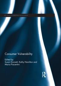 Cover Consumer Vulnerability
