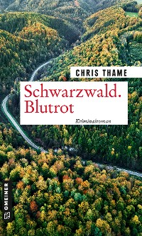 Cover Schwarzwald. Blutrot