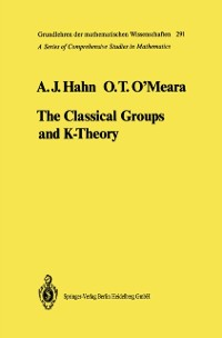 Cover Classical Groups and K-Theory