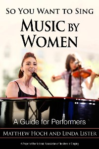 Cover So You Want to Sing Music by Women