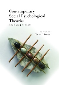 Cover Contemporary Social Psychological Theories