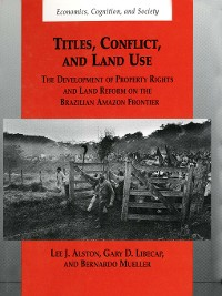 Cover Titles, Conflict, and Land Use