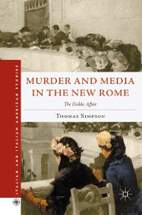 Cover Murder and Media in the New Rome
