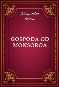 Cover Gospođa od Monsoroa