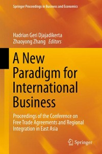 Cover A New Paradigm for International Business