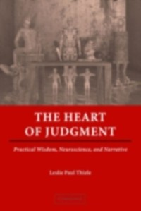 Cover Heart of Judgment