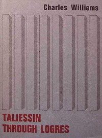Cover Taliessin Through Logres