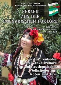 Cover PERLEN AUS DER BULGARISCHEN FOKLORE - Achter Teil