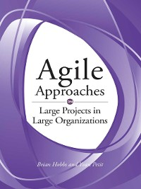 Cover Agile Approaches on Large Projects in Large Organizations