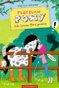 Cover Plötzlich Pony (Bd. 3)
