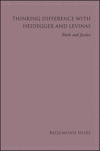 Cover Thinking Difference with Heidegger and Levinas