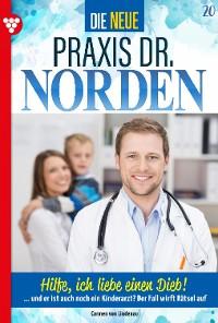 Cover Die neue Praxis Dr. Norden 20 – Arztserie