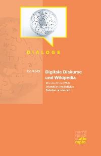 Cover Digitale Diskurse und Wikipedia