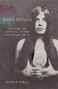 Cover Magia Sexualis
