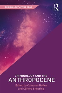 Cover Criminology and the Anthropocene
