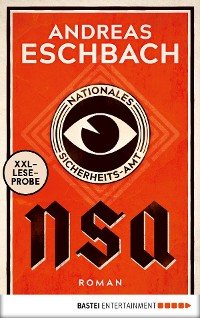 Cover XXL-Leseprobe: NSA - Nationales Sicherheits-Amt