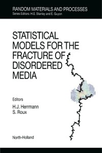 Cover Statistical Models for the Fracture of Disordered Media