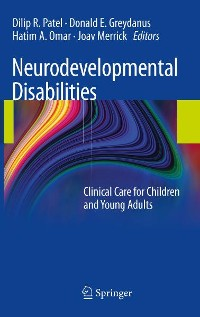 Cover Neurodevelopmental Disabilities