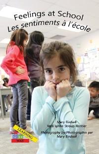 Cover Feelings at School/ Les emotions a`l'e`cole