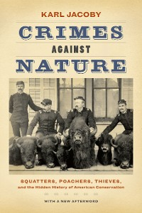 Cover Crimes against Nature