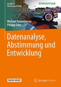 Cover Datenanalyse, Abstimmung und Entwicklung