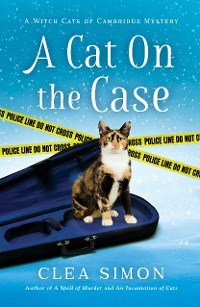 Cover A Cat on the Case