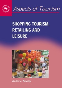 Cover Shopping Tourism, Retailing and Leisure