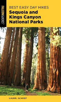 Cover Best Easy Day Hikes Sequoia and Kings Canyon National Parks