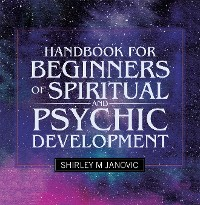 Cover Handbook for Beginners of Spiritual and Psychic Development