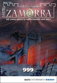Cover Professor Zamorra 1191 - Horror-Serie