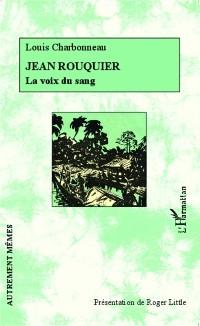 Cover Jean Rouquier