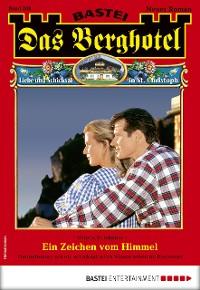 Cover Das Berghotel 208 - Heimatroman