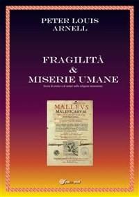 Cover Fragilità & Miserie Umane