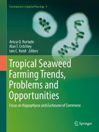 Cover Tropical Seaweed Farming Trends, Problems and Opportunities
