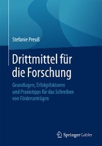 Cover Drittmittel für die Forschung