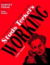 Cover Studs Terkel's Working