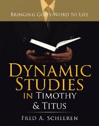 Cover Dynamic Studies in        Timothy & Titus