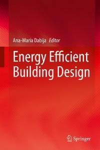 Cover Energy Efficient Building Design