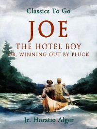Cover Joe the Hotel Boy