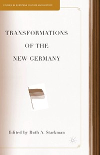 Cover Transformations of the New Germany