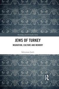 Cover Jews of Turkey