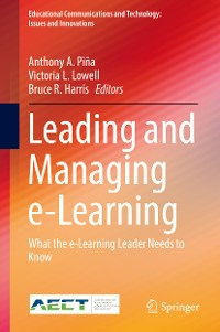 Cover Leading and Managing e-Learning