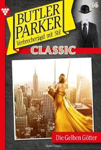 Cover Butler Parker Classic 66 – Kriminalroman