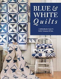 Cover Blue & White Quilts